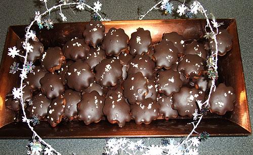 pierniczki świąteczne miękkie